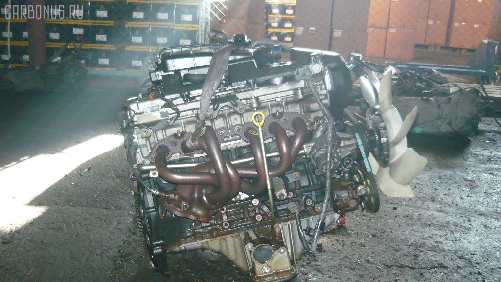 Двигатель TOYOTA MARK II GX105 1G-FE. Фото 5