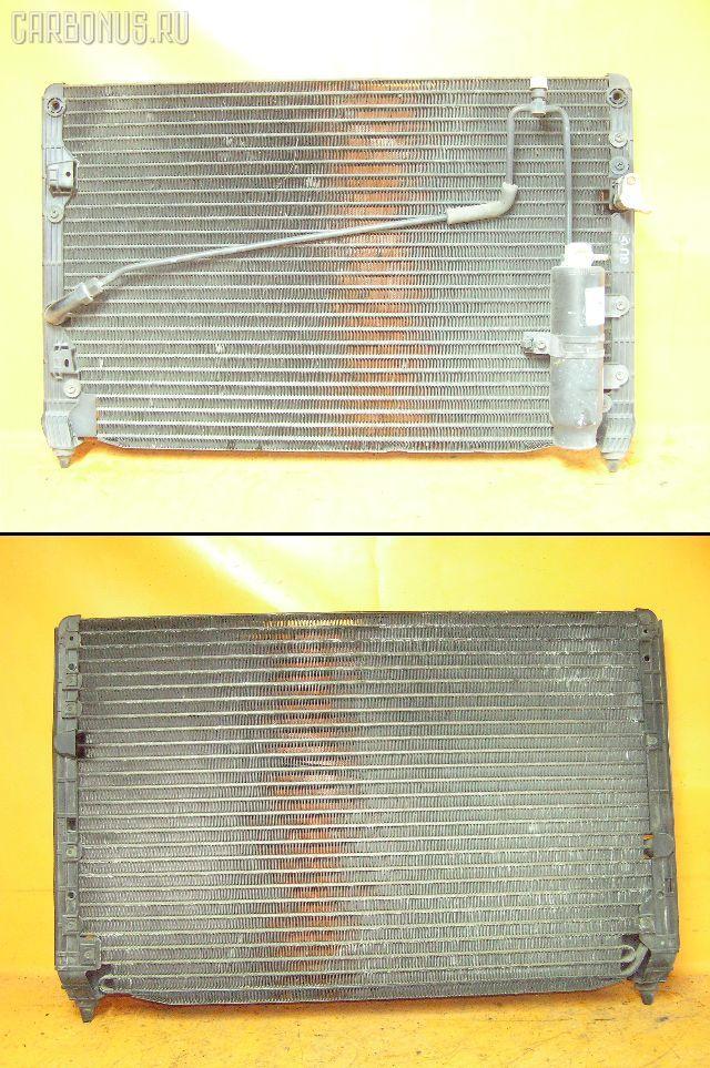 Радиатор кондиционера TOYOTA CROWN JZS155 2JZ-GE. Фото 6