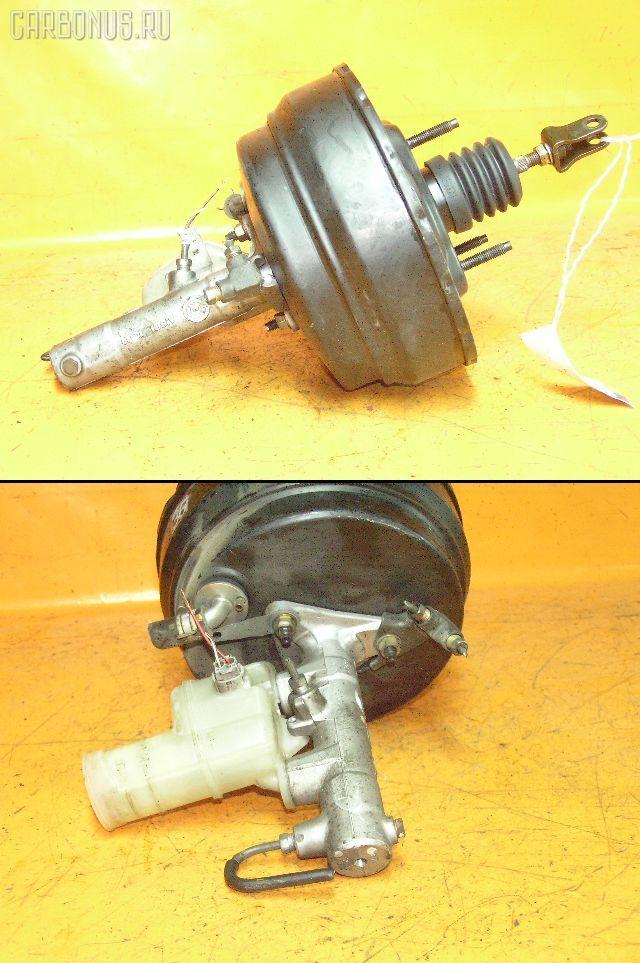 Главный тормозной цилиндр TOYOTA CORONA ST190 4S-FE. Фото 4