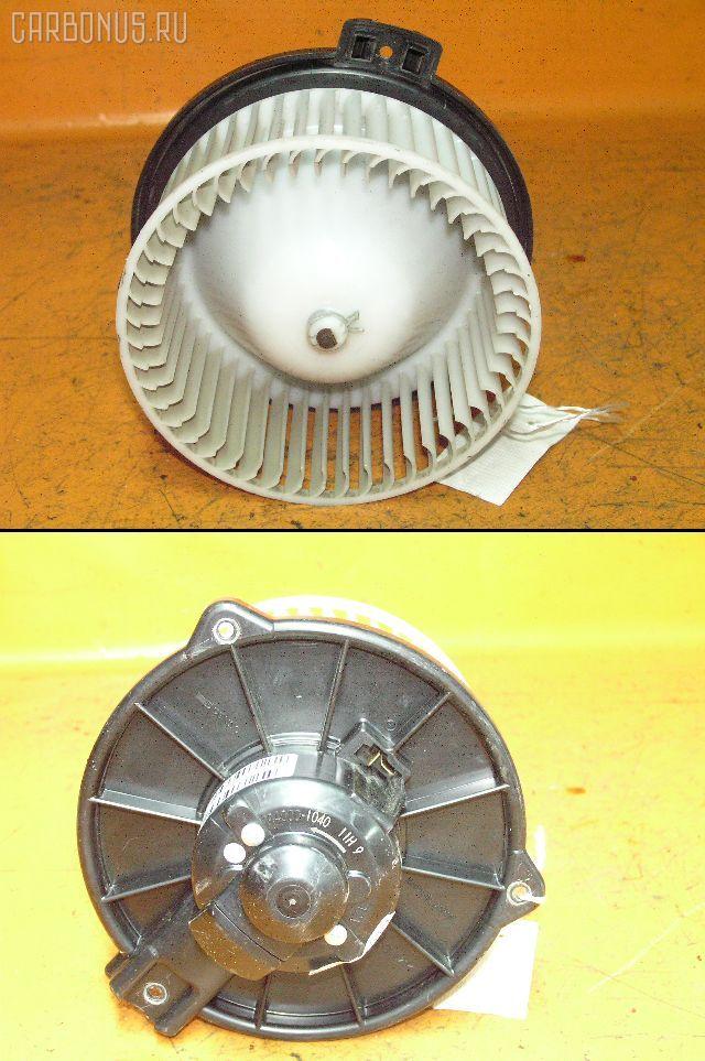 Мотор печки TOYOTA CHASER SX80. Фото 7