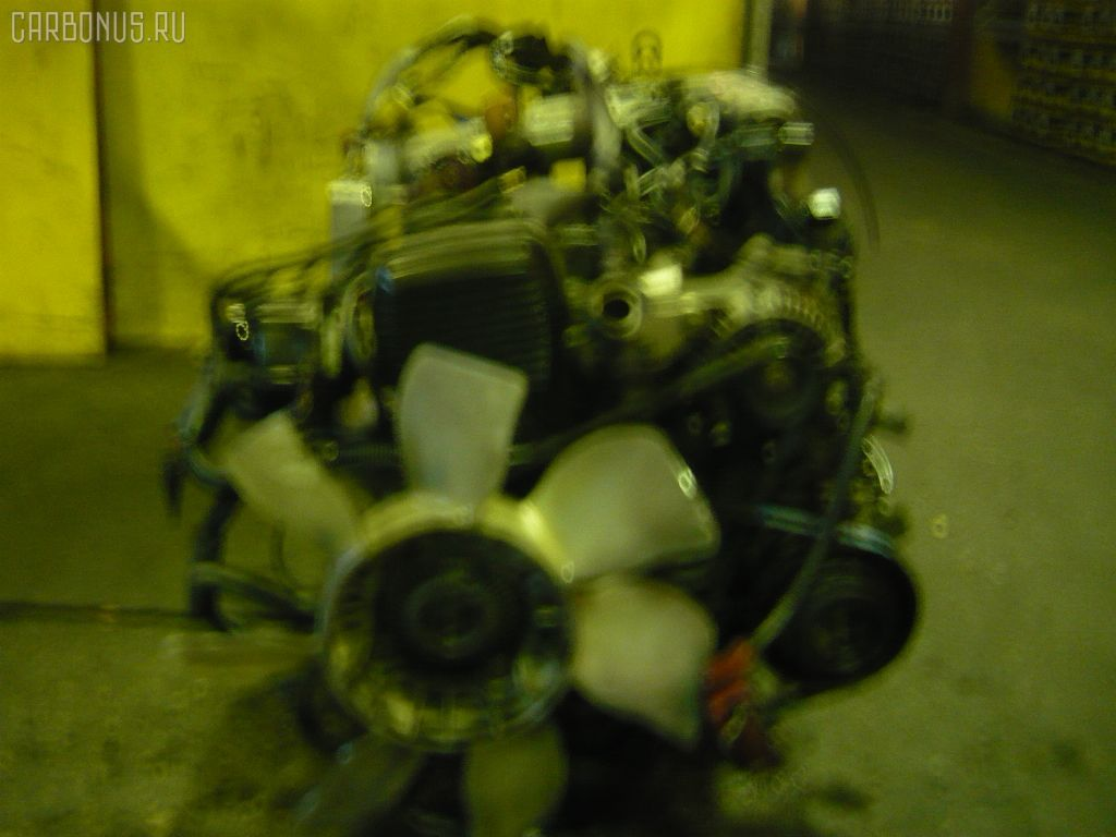 Двигатель TOYOTA GX90 1G-FE. Фото 2