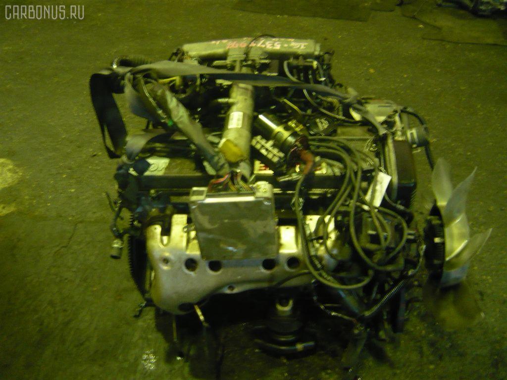 Двигатель TOYOTA GX90 1G-FE. Фото 4
