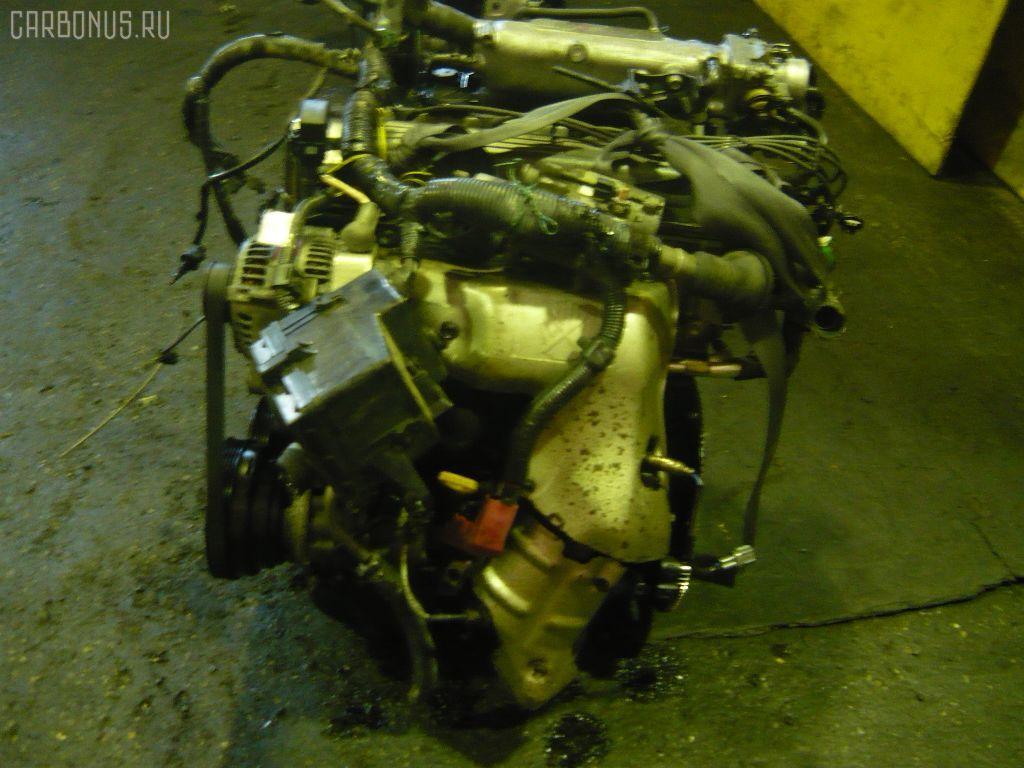 Двигатель TOYOTA RAV4 SXA11G 3S-FE. Фото 3