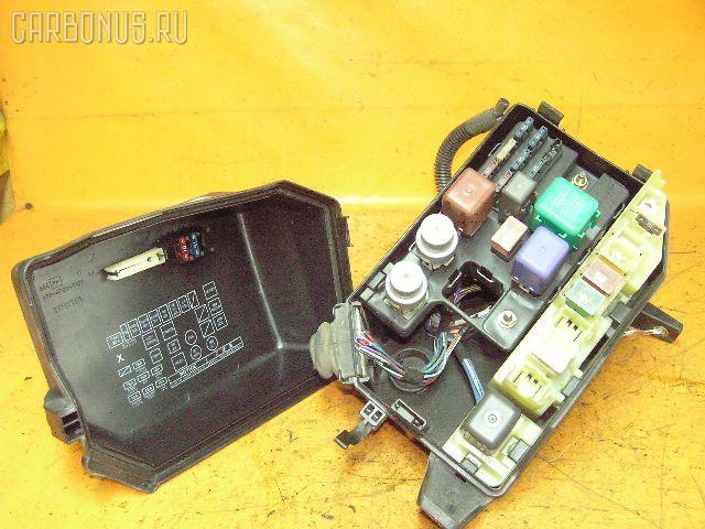 Блок предохранителей TOYOTA MARK II GX90 1G-FE. Фото 1
