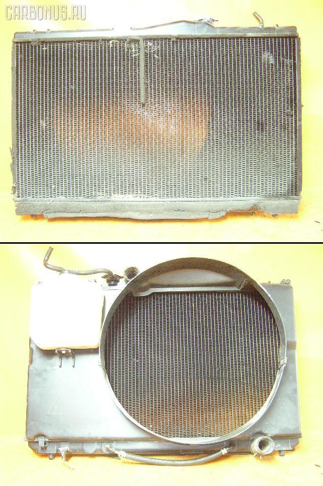 Радиатор ДВС TOYOTA MARK II GX90 1G-FE. Фото 3