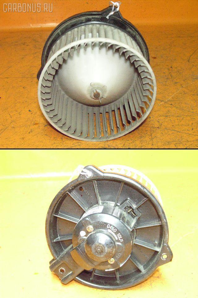 Мотор печки TOYOTA COROLLA CERES AE101. Фото 3