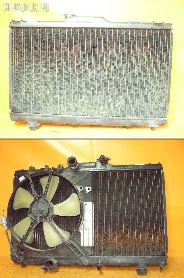 Радиатор ДВС TOYOTA COROLLA CERES AE100 5A-FE. Фото 1