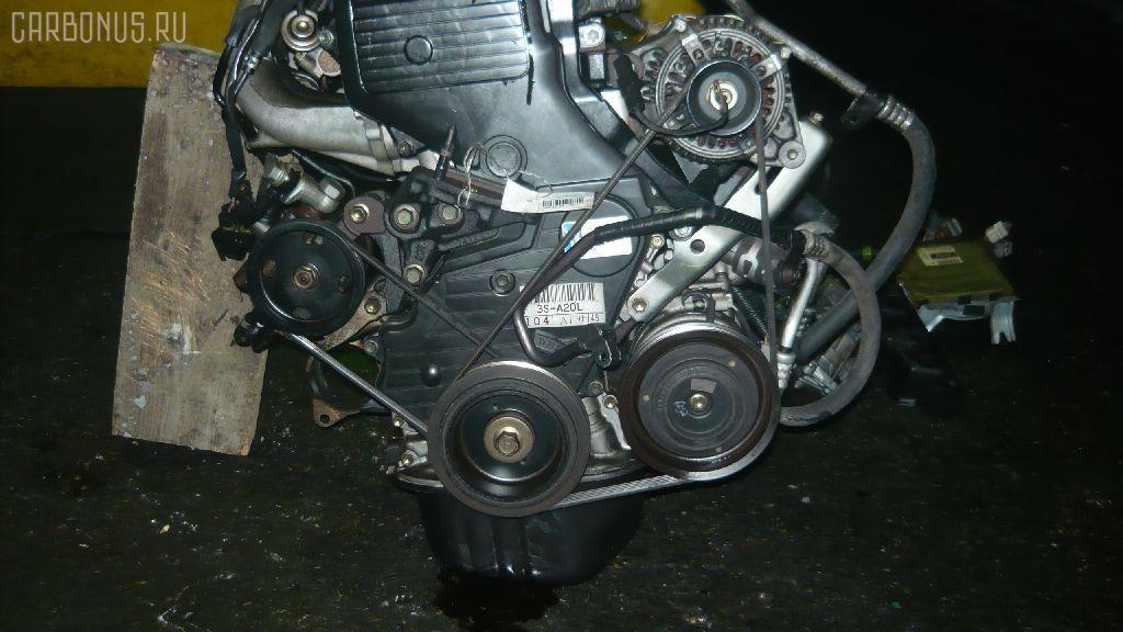 Двигатель TOYOTA CELICA ST202 3S-FE. Фото 2