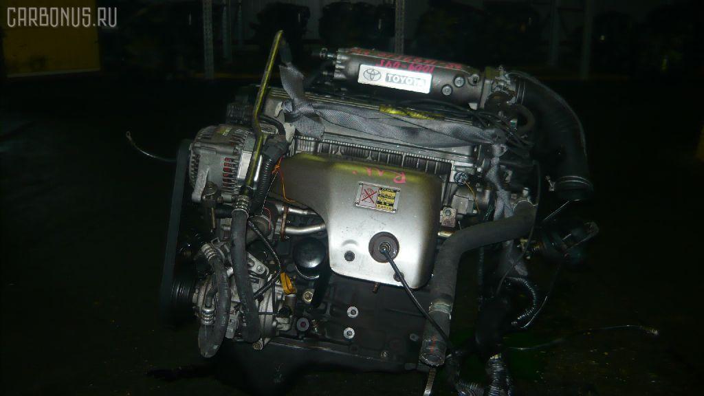 Двигатель TOYOTA CELICA ST202 3S-FE. Фото 4