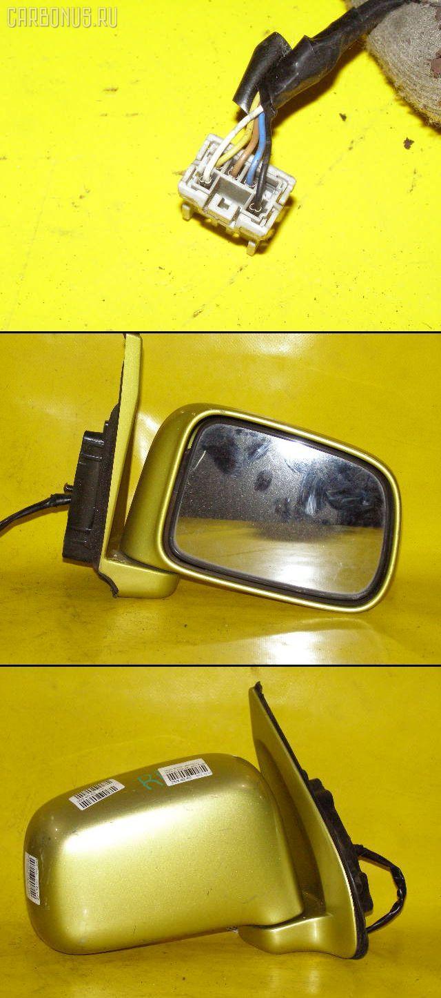 Зеркало двери боковой HONDA STEP WGN RF1. Фото 4