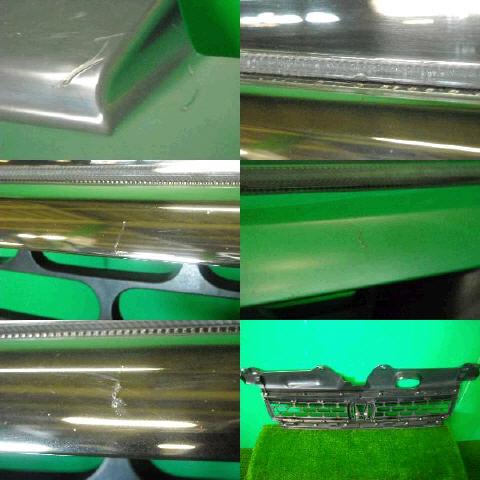 Решетка радиатора HONDA STEP WGN RF7. Фото 2