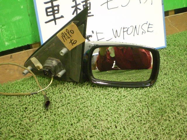 Зеркало двери боковой FORD MONDEO II WF0NSE. Фото 3