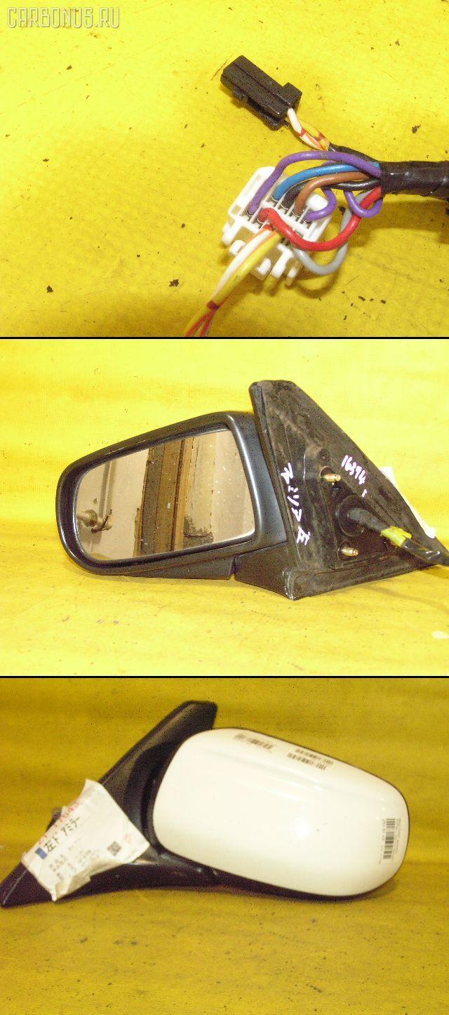 Зеркало двери боковой MAZDA FAMILIA BJFW. Фото 1