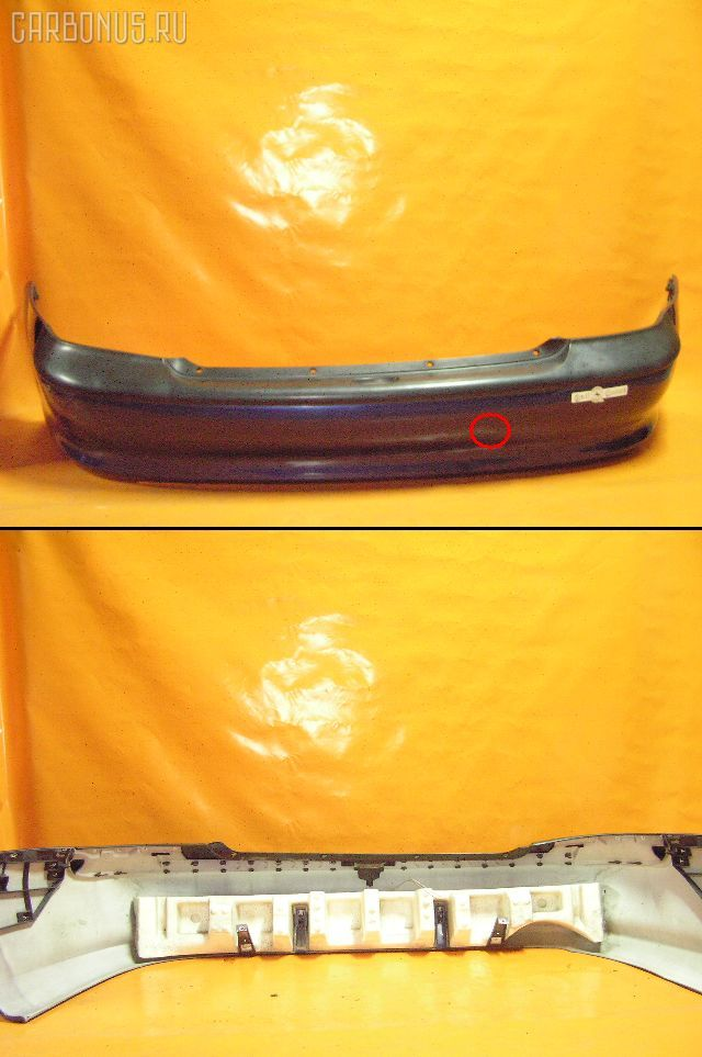 Бампер OPEL VECTRA B XH250. Фото 1