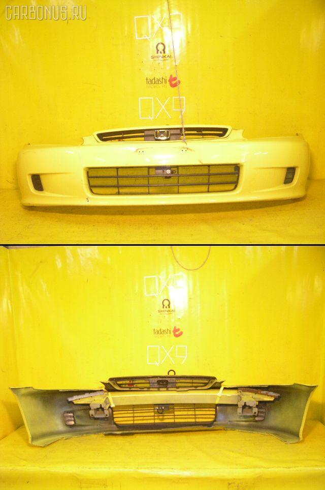 Бампер HONDA CIVIC EK3. Фото 4