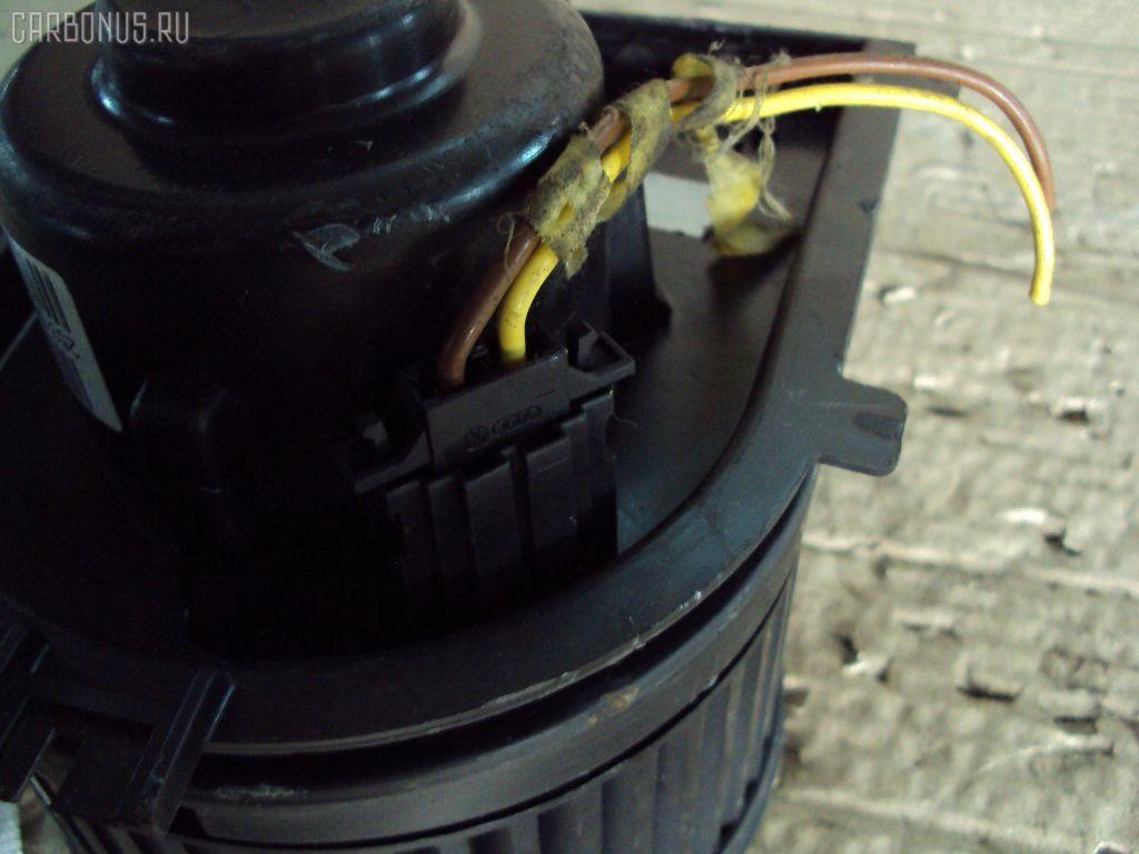 Мотор печки VOLKSWAGEN GOLF IV 1JAGN. Фото 3
