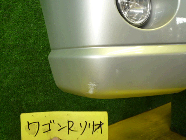 Бампер SUZUKI WAGON R SOLIO MA34S. Фото 7