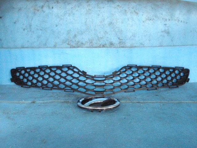 Решетка радиатора TOYOTA VITZ NCP95. Фото 4
