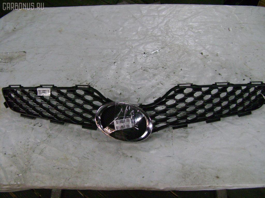 Решетка радиатора TOYOTA VITZ NCP95. Фото 1