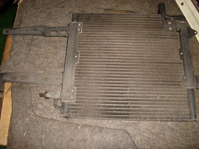 Радиатор кондиционера VOLKSWAGEN POLO 6NAHS AHS Фото 4