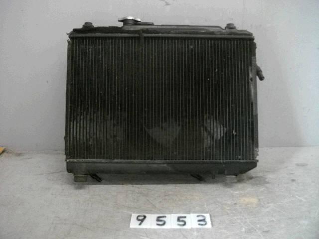 Радиатор ДВС SUZUKI CULTUS GC21S G15A. Фото 3