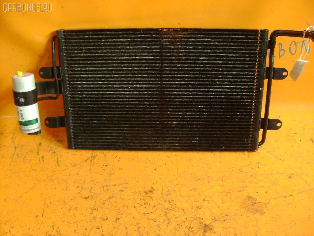 Радиатор кондиционера VOLKSWAGEN GOLF IV 1JAGU AGU. Фото 1