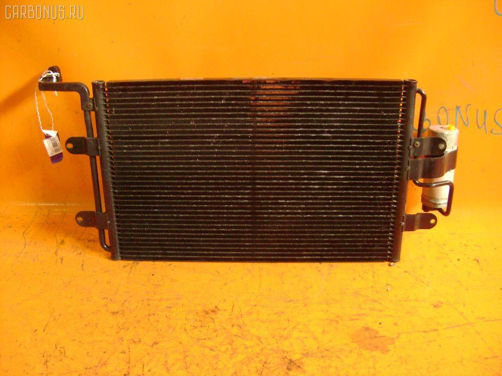 Радиатор кондиционера VOLKSWAGEN GOLF IV 1JAGU AGU. Фото 4