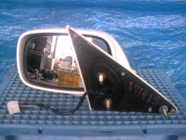 Зеркало двери боковой TOYOTA MARK II QUALIS MCV21W. Фото 10