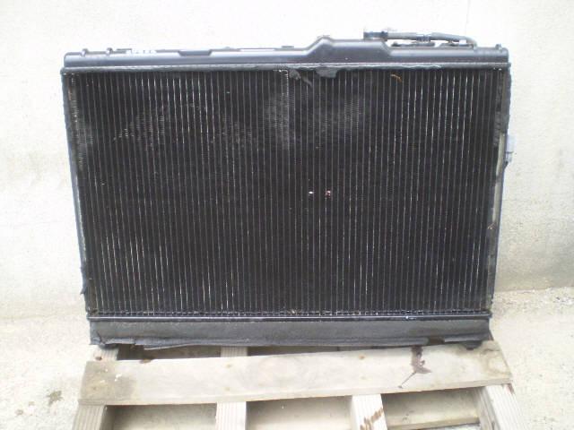 Радиатор ДВС TOYOTA CHASER SX90 4S-FE. Фото 4