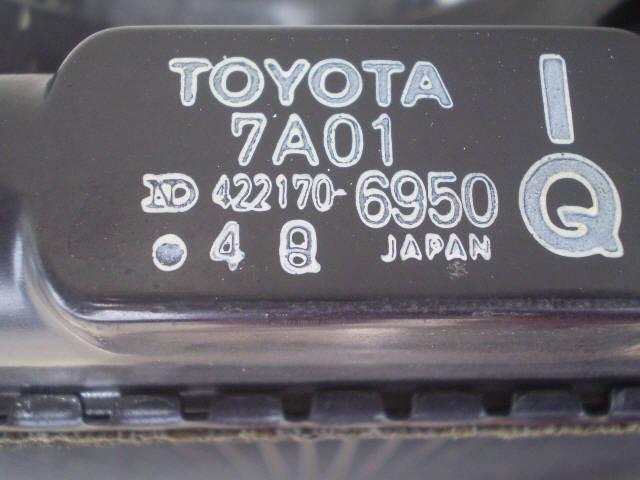 Радиатор ДВС TOYOTA CHASER SX90 4S-FE. Фото 3