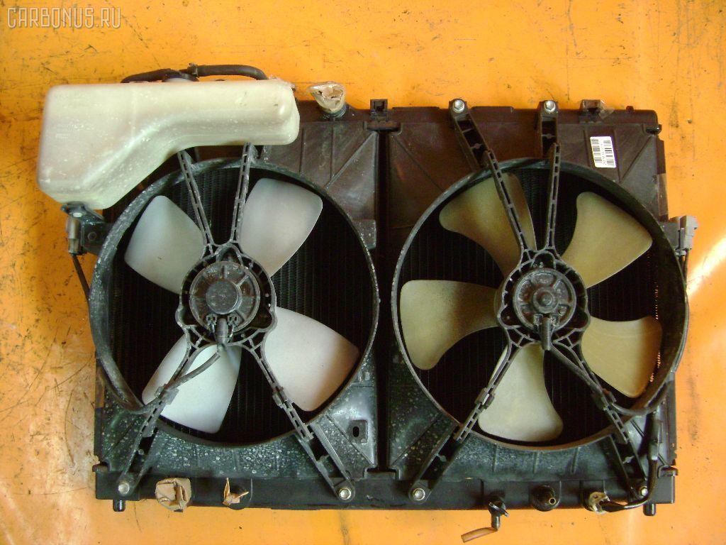 Радиатор ДВС TOYOTA CHASER SX90 4S-FE. Фото 1