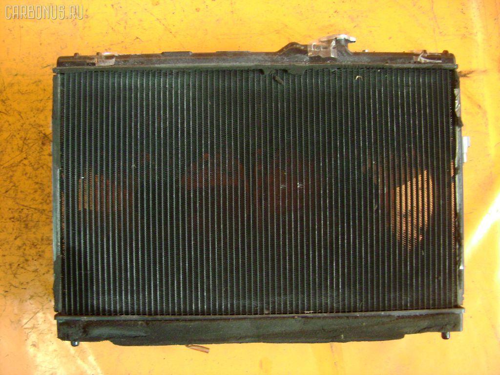 Радиатор ДВС TOYOTA CHASER SX90 4S-FE. Фото 2