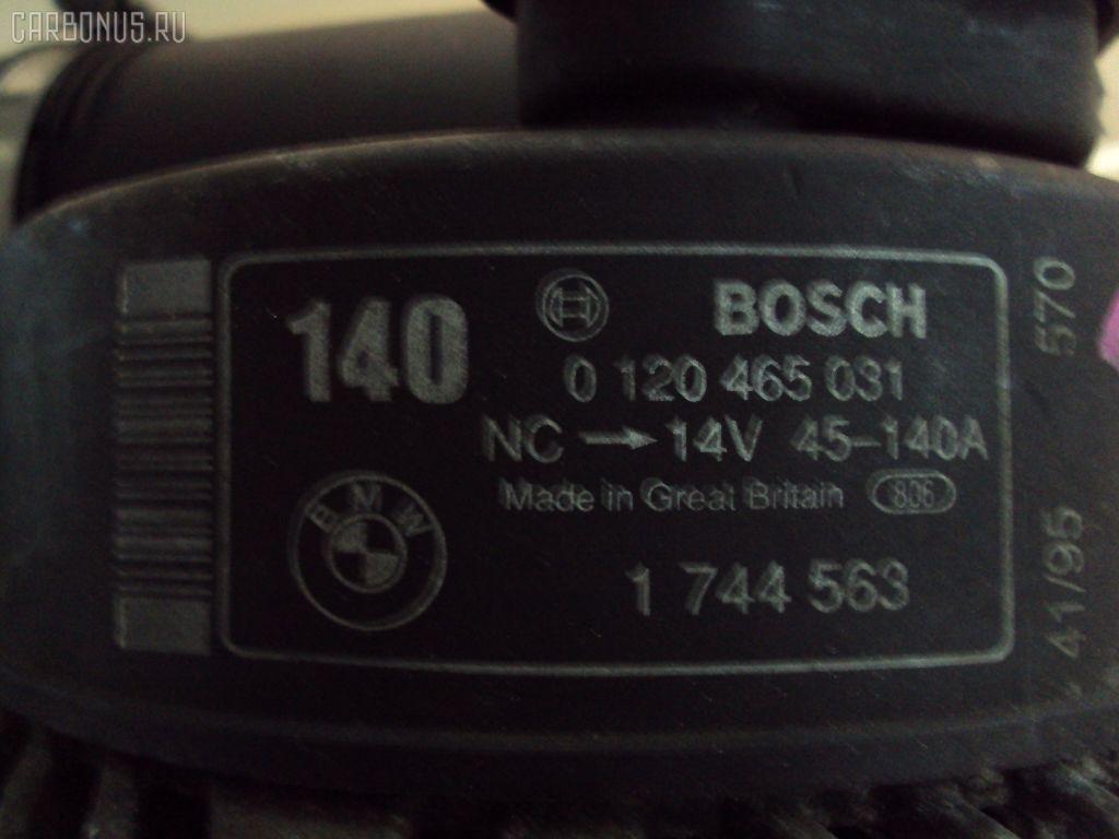 Генератор BMW 3-SERIES E36-CB25 M50-256S. Фото 4