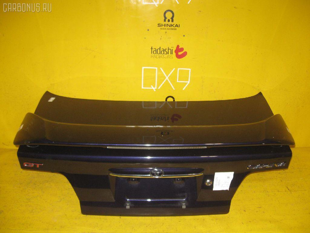 Крышка багажника TOYOTA CARINA AT210. Фото 2