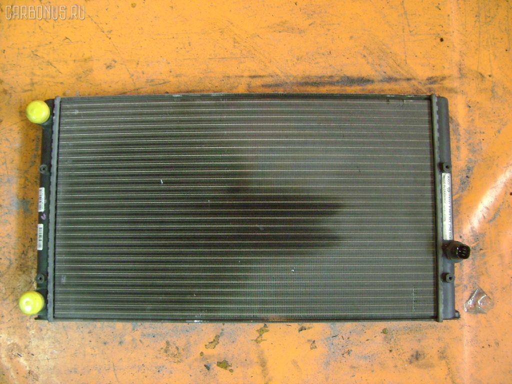 Радиатор ДВС VOLKSWAGEN GOLF III 1HAGG AGG Фото 1