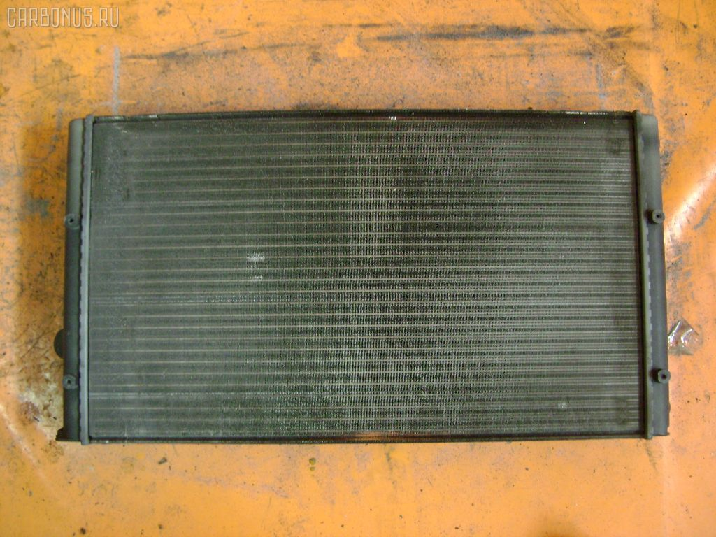 Радиатор ДВС VOLKSWAGEN GOLF III 1HAGG AGG Фото 2