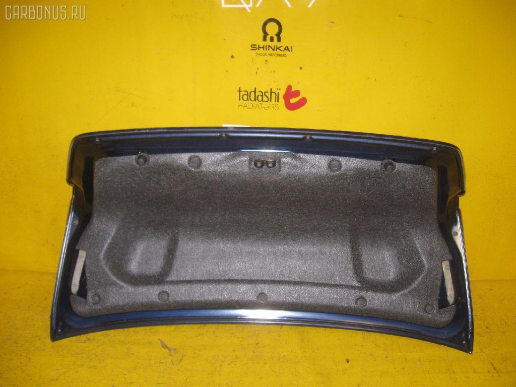 Крышка багажника SUBARU LEGACY BL5. Фото 3