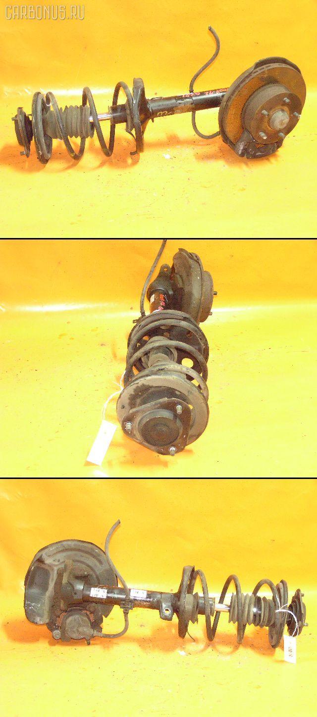 Стойка TOYOTA CHASER GX81 1G-FE. Фото 1
