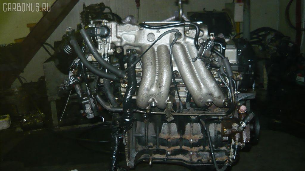Двигатель TOYOTA CALDINA ST190G 4S-FE. Фото 11