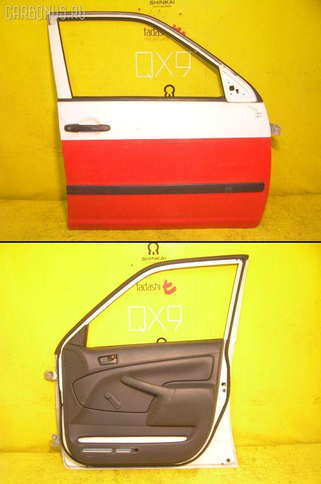 Дверь боковая TOYOTA PROBOX NCP58G. Фото 2