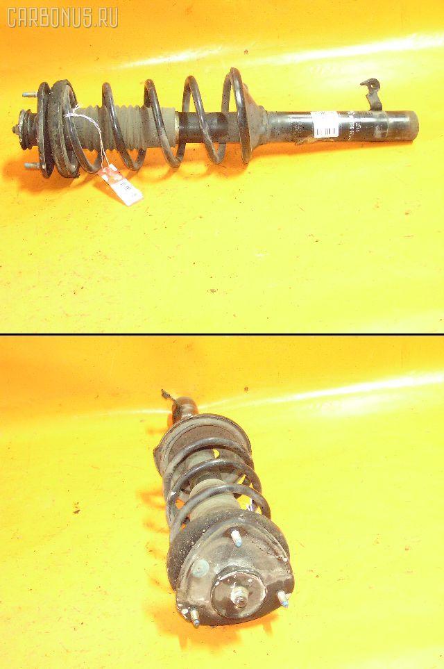 Стойка амортизатора HONDA HR-V GH3 D16A. Фото 6