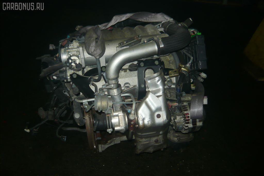 Двигатель MITSUBISHI GALANT EC5A 6A13-TT. Фото 9