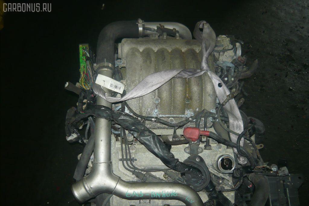 Двигатель MITSUBISHI GALANT EC5A 6A13-TT. Фото 10