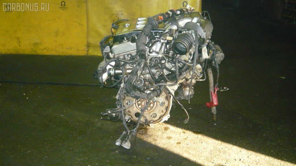 Двигатель TOYOTA MARK II QUALIS MCV21W 2MZ-FE. Фото 8
