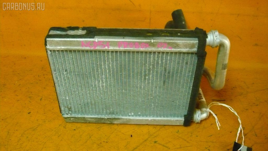 Радиатор печки TOYOTA BB NCP31 1NZ-FE. Фото 6