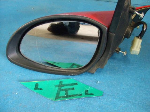 Зеркало двери боковой OPEL VECTRA B W0L000031 Фото 4