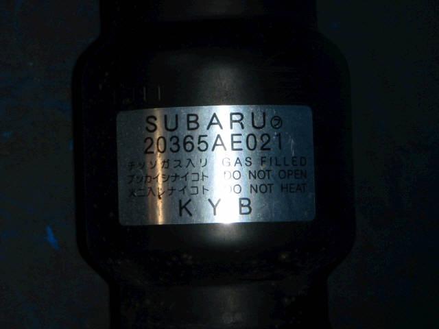Стойка SUBARU LEGACY LANCASTER BH9 EJ254. Фото 2