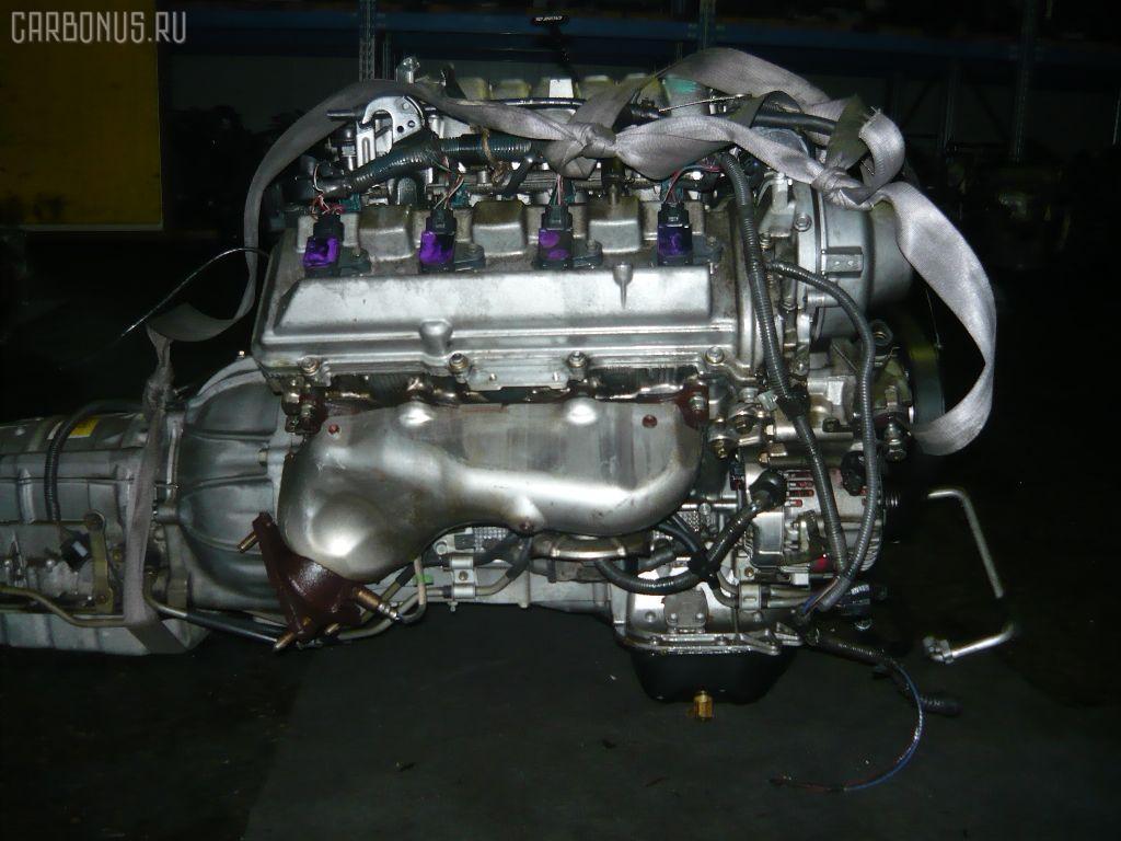 Двигатель TOYOTA CROWN MAJESTA UZS171 1UZ-FE. Фото 5