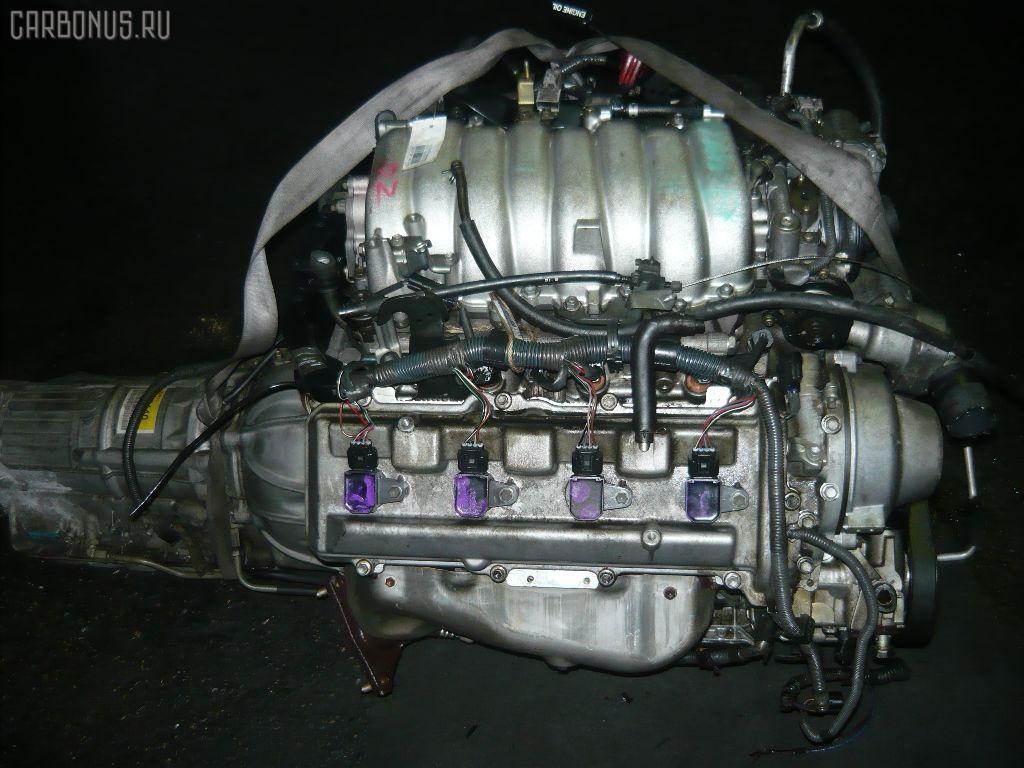 Двигатель TOYOTA CROWN MAJESTA UZS171 1UZ-FE. Фото 8