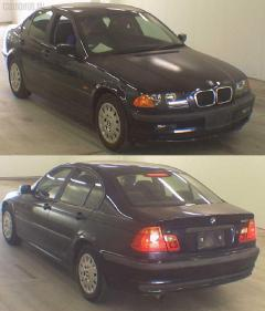 Ремень безопасности BMW 3-SERIES E46-AL32 Фото 2
